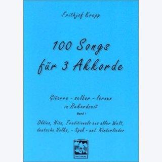 100 Songs für 3 Akkorde, Frithjof Krepp