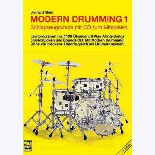 Modern Drumming  Diethard Stein