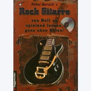 Peter Bursch´s Rock Gitarre