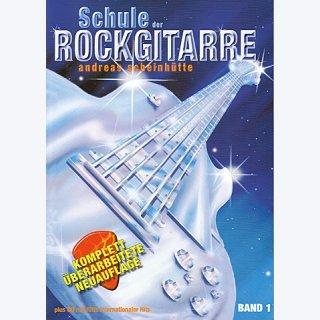 Schule der Rockgitarre Bd. 1
