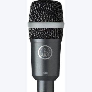 AKG D 40 Instrumental Mikrofon