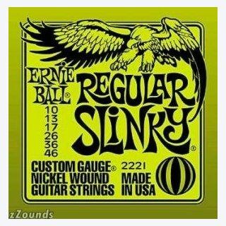 Ernie Ball E-Gitarre-Saiten 2221