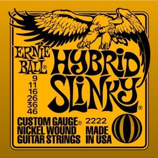 Ernie Ball E-Gitarre-Saiten 2222