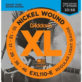 DAddario EXL 110