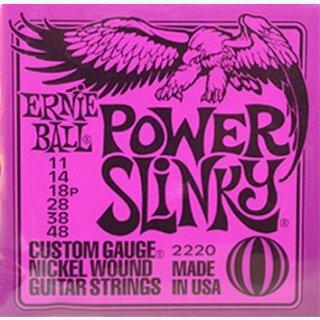 Ernie Ball  E-Gitarre-Saiten 2220