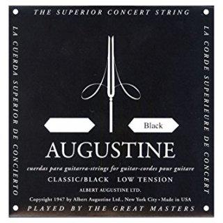 Augustine Black D4 Einzelsaite