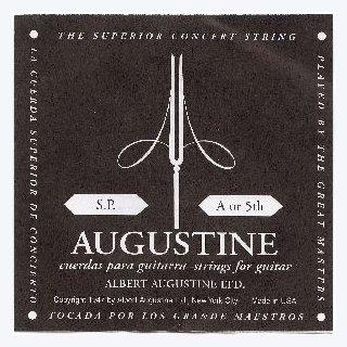 Augustine Black A5 Einzelsaite