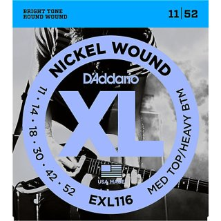 DAddario EXL 116