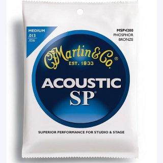 Martin MSP 4200 Westengitarren-Saiten