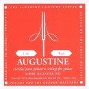 Augustine rot A5 Einzelsaite