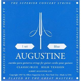 Augustine Blau D4 Einzelsaite