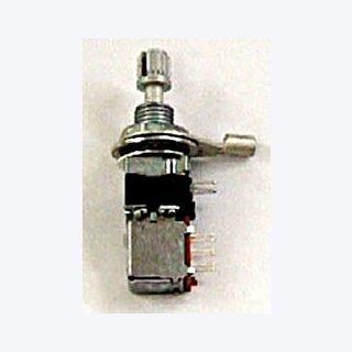 Potentiometer Push/Push 250KOhm Linear