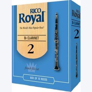 Rico Royal Bb-Klarinette 3 Blatt