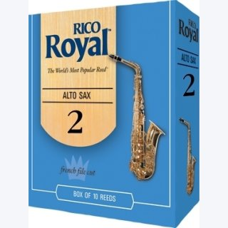Rico Royal Alt 1 Blatt