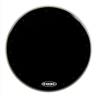 EVANS Bassdrum Resonanz Fell EQ1 20 Black