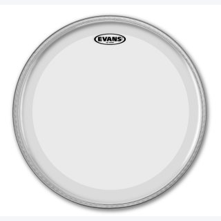 EVANS EQ1 Bassdrum Fell 1-lagig 22 Clear