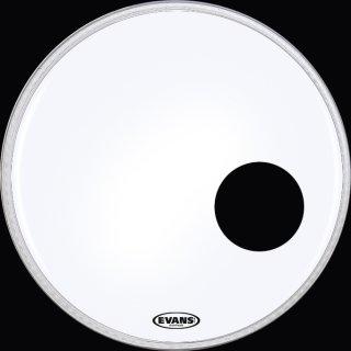EVANS Bassdrum Resonanz Fell EQ3 22 Smooth White