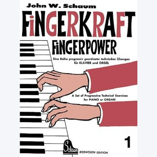 Fingerkraft Band 1