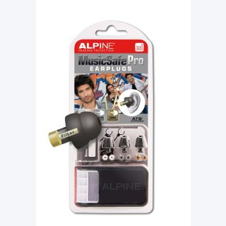 Alpine Gehörschutz MusicSafe Pro - Silver Edition