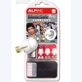Alpine Gehörschutz MusicSafe Pro - White Edition