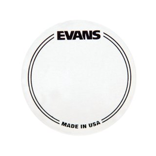 EVANS EQ Bass Drum Patches  Clear