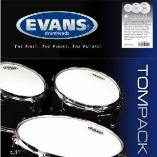 EVANS TOM Felle-Set EC2, 2-lagig 10+12+14 Cl
