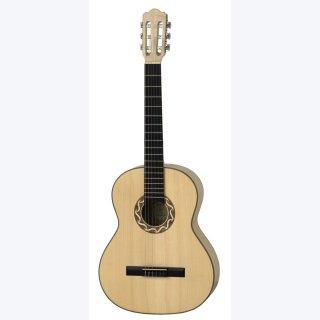 Pro Natura Konzertgitarre Silver Series 1/2