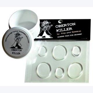 Studiodrums Gel Dämpfungspads Oberton Killer