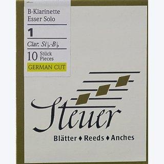 Steuer Esser Solo White Line Bb Clarinette 2 Blatt