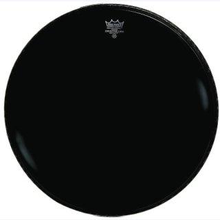"""Remo 22"""" Powerstroke 3 schwarz Schlagzeugfell"""