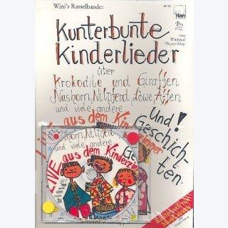 Kunterbunte Kinderlieder und Geschichten