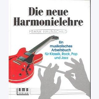 Die neue Harmonielehre Band 1