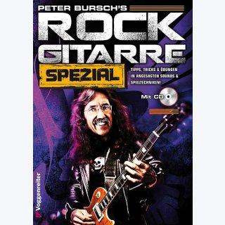 Peter Bursch´s  Rock Gitarre spezial