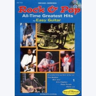 Rock & Pop Band 1 (+CD) All Time