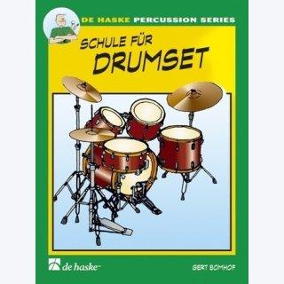 Schule für Drumset Band 1 (+CD)