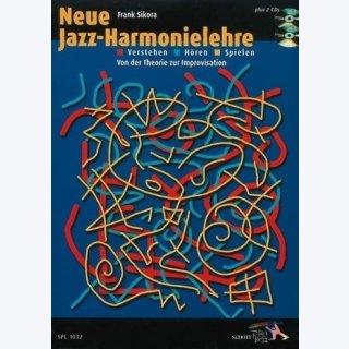 Neue Jazz-Harmonielehre (+ 2 CDs)