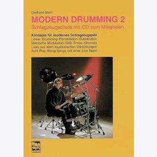 Modern Drumming 2 (+CD)