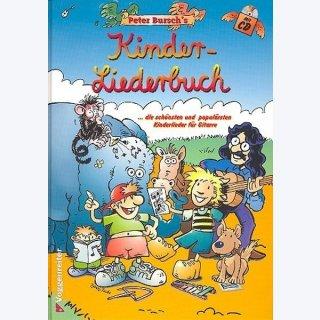 Peter Burschs Kinderliederbuch (+CD)