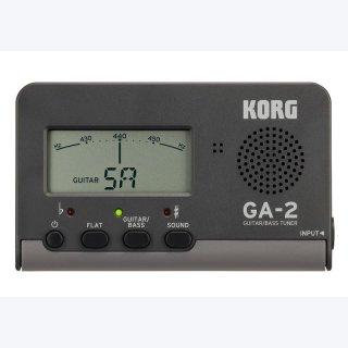 Korg GA 2 Stimmgerät