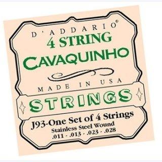 DAddario J93 Cavaquinho Saiten