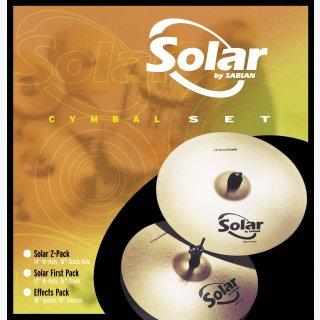 SABIAN SOLAR-Serie Set