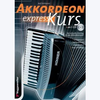 Akkordeon-Express-Kurs