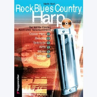 Rock Blues Country Harp