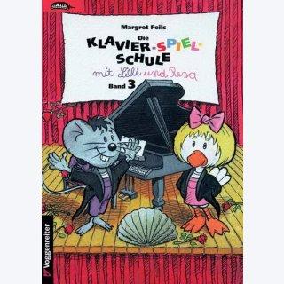 Klavier-Spiel-Schule 3