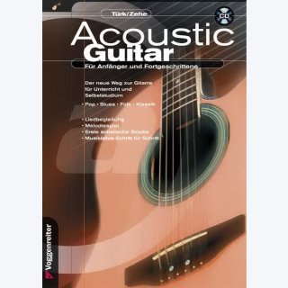Acoustic Guitar Bd. 1