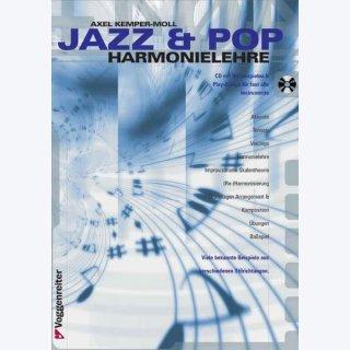 Jazz & Pop Harmonielehre (CD)
