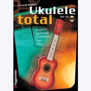 Ukulele Total (CD)