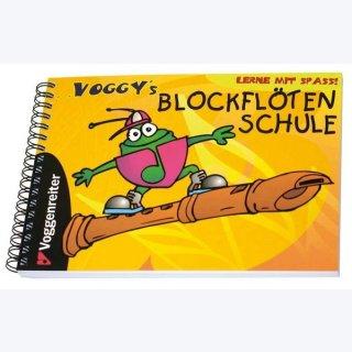 Voggys Blockflöten-Schule