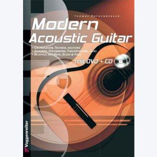 Modern Acoustic Guitar (DVD/CD)