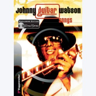 Johnny Guitar Watson - Songs (CD)